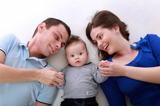 rodiče a batole