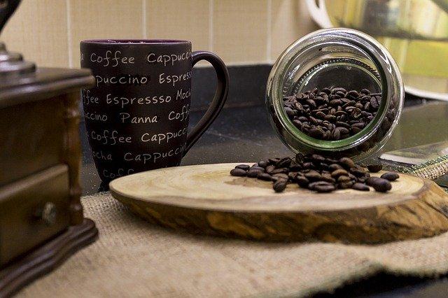 kávová semena