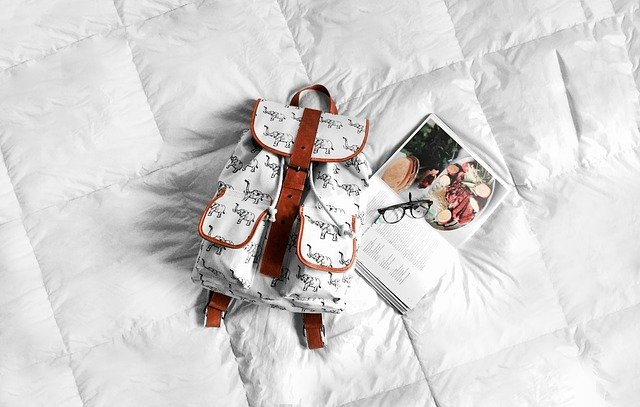 elegantní batohy