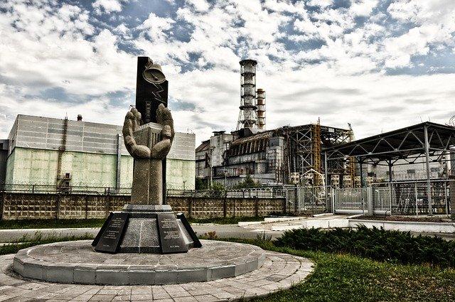 haly černobylu